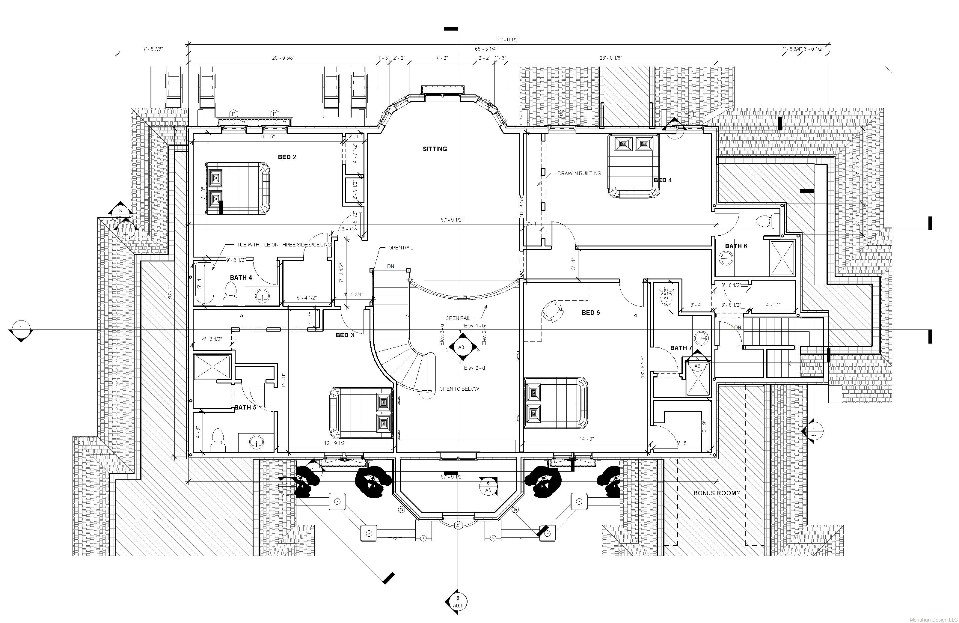 4000 square foot home floor plans home design and style for House plans 4000 to 5000 square feet